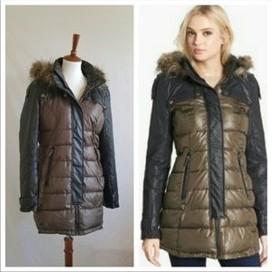 Circus by Sam Edelman Olive Parka